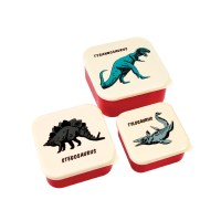 "Rex International, Lunchboxen ""Dino Land"" 3er Set"