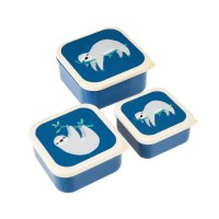 "Rex International, Lunchboxen ""Sidney"" 3er Set"